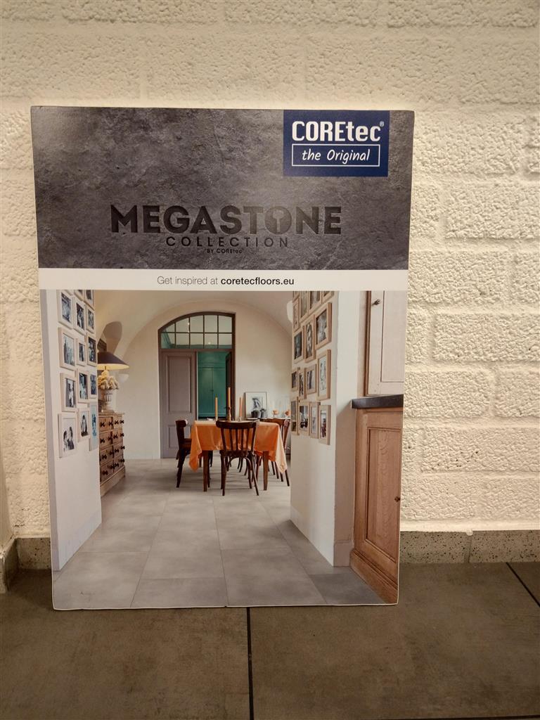 Coretec Mega Stone