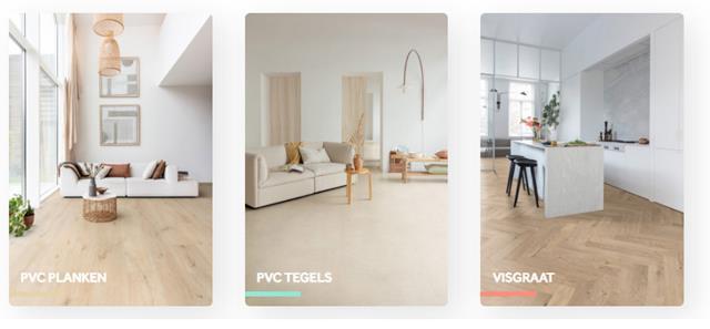 Floorify vloeren