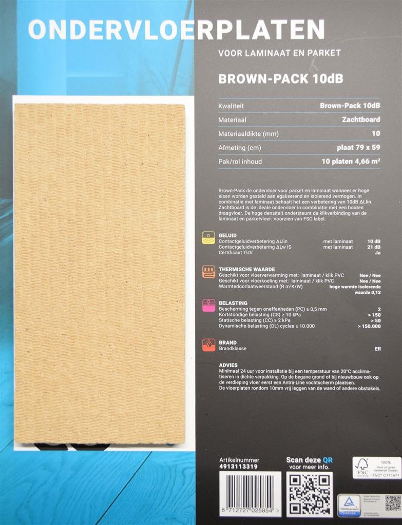 Co Pro - Brown Pack 10dB