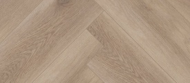 Coretec Herringbone 807 Meadow click pvc in visgraat
