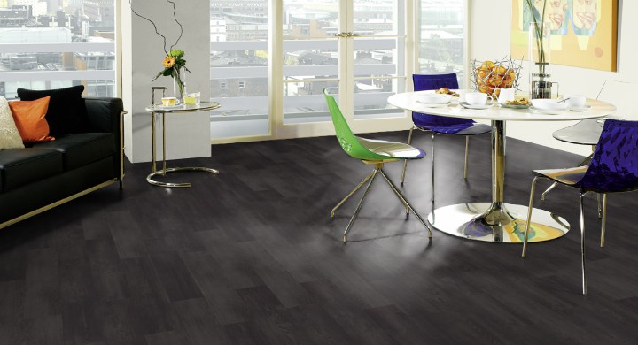 Designflooring Opus - Carbo Wood