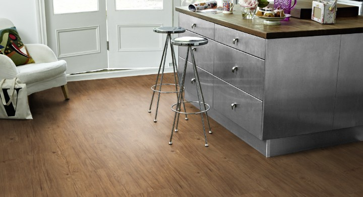 Designflooring Looselay - Weathered Timber
