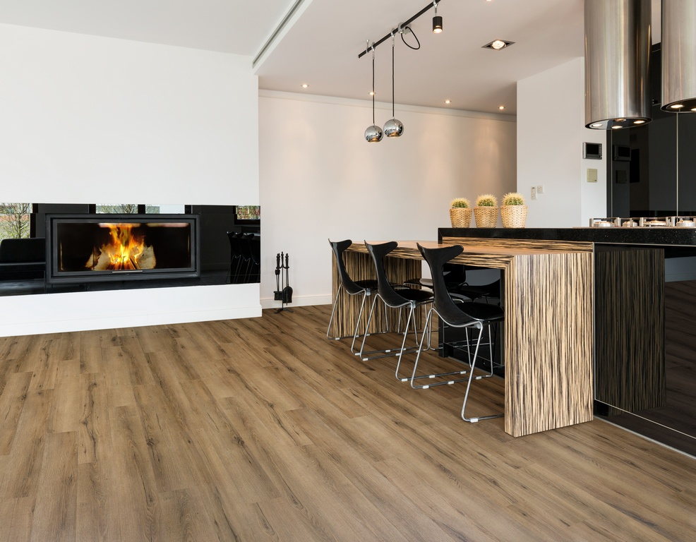 Gelasta Rigid Core XL - Smoked Oak Naturel