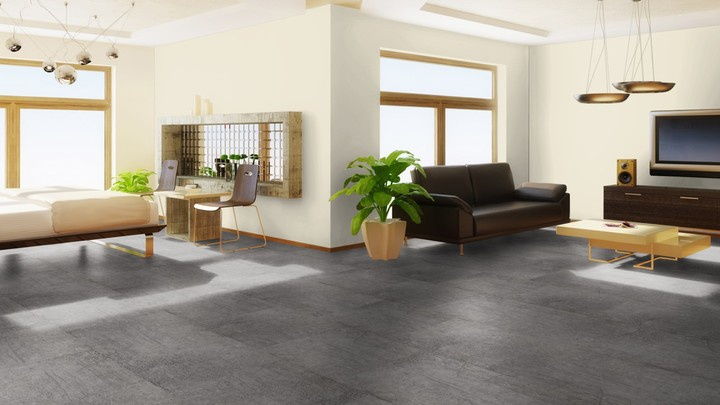 Mflor Estrich Stone - Grey