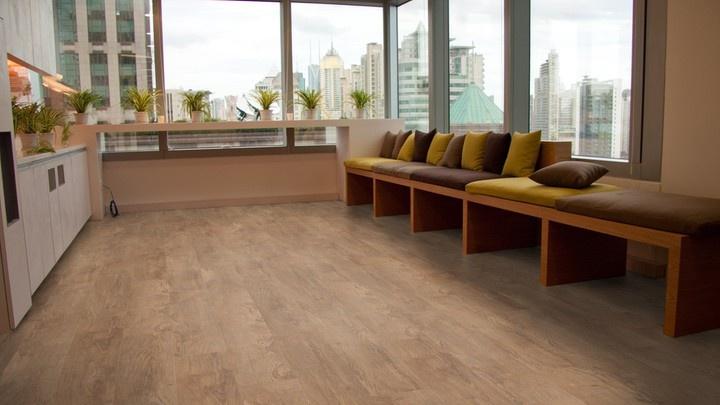 Mflor Pvc Vloeren : Mflor authentic oak tanoak pvc vloeren