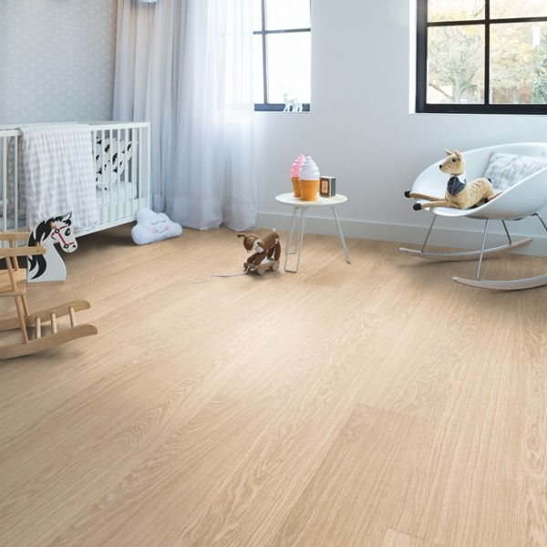 QuickStep Livyn Pulse Click 4V - Pure Eik Blush