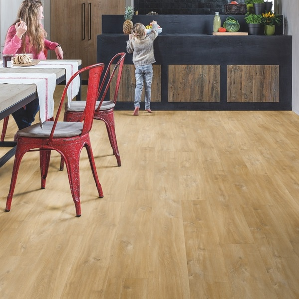 QuickStep Livyn Balance Glue Plus 4V - Canyon Eik Natuur