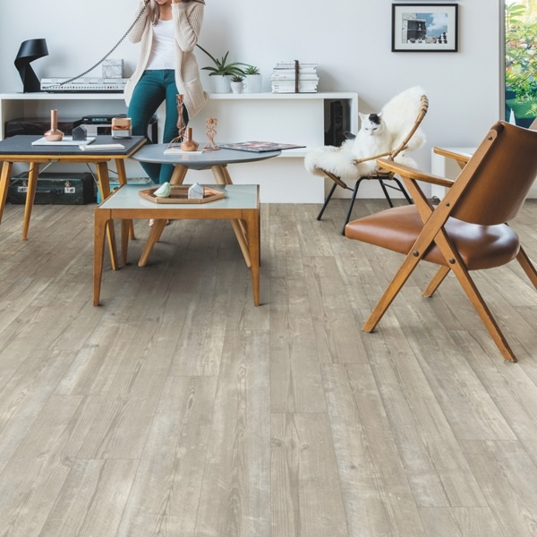 QuickStep Livyn Pulse Glue Plus 4V - Ochtendmist Den