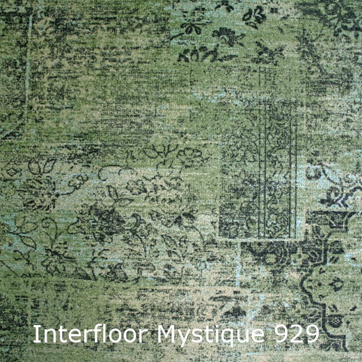 Interfloor Mystique - 929 Orphic Green