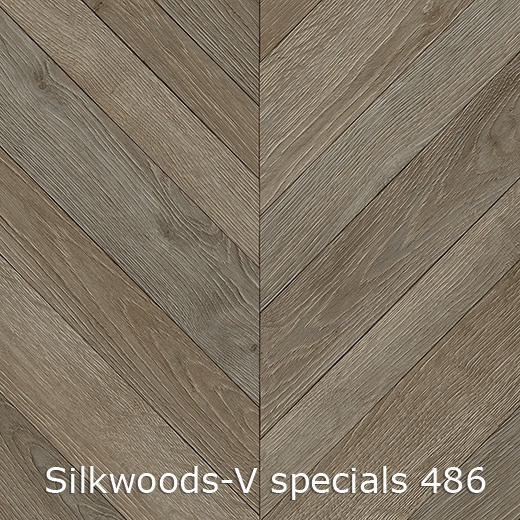 Interfloor Silkwoods-V Specials - 486