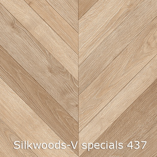 Interfloor Silkwoods-V Specials - 437