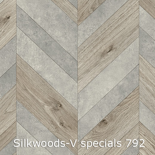 Interfloor Silkwoods-V Specials - 792