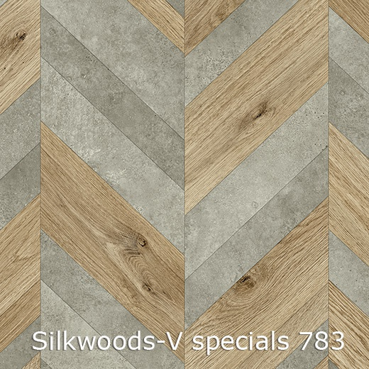 Interfloor Silkwoods-V Specials - 783
