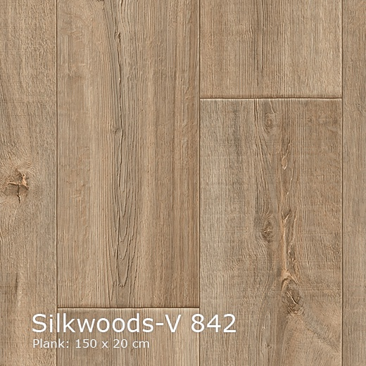 Interfloor Silkwoods-V - 842