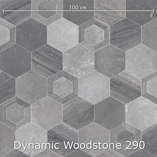 Interfloor Dynamic Woodstone - 290