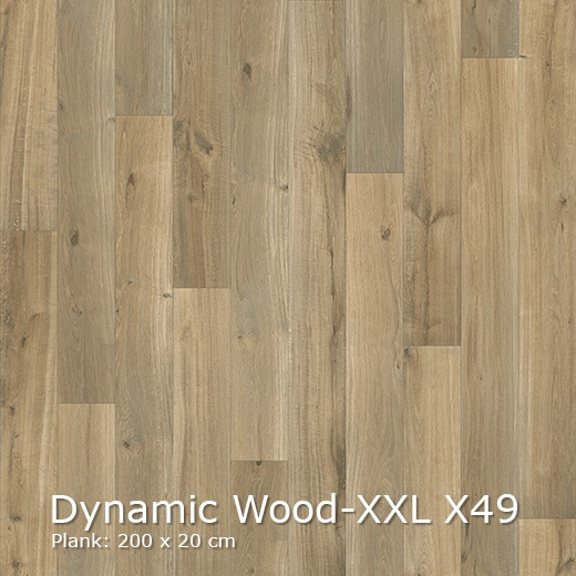Interfloor Dynamic Wood XXL - X49