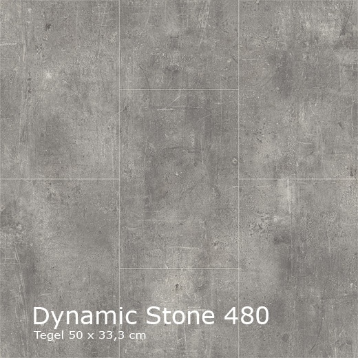 Interfloor Dynamic Stone - 480